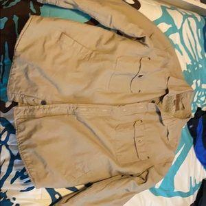 Outdoor life men's jacket size medium